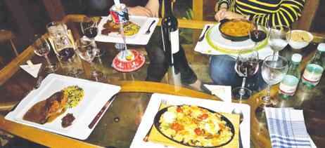 Restaurante Auvorada ambiente 2