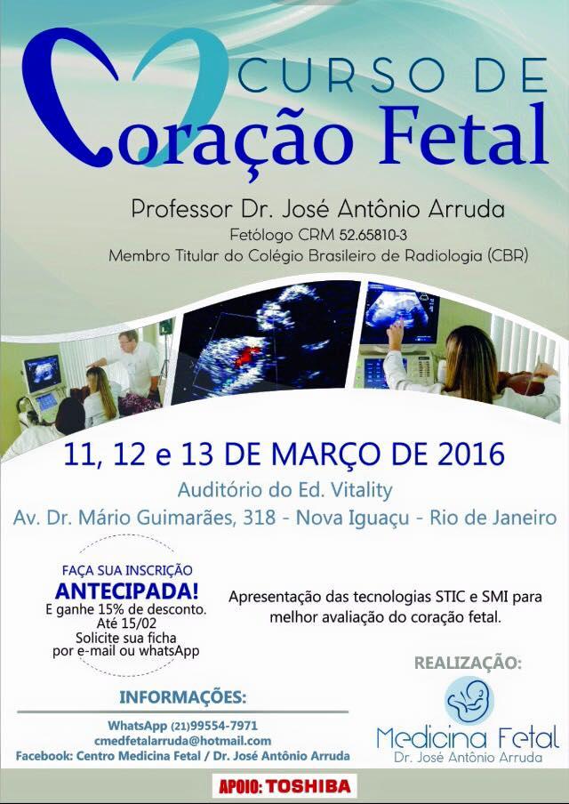 Curso de Medicina Fetal