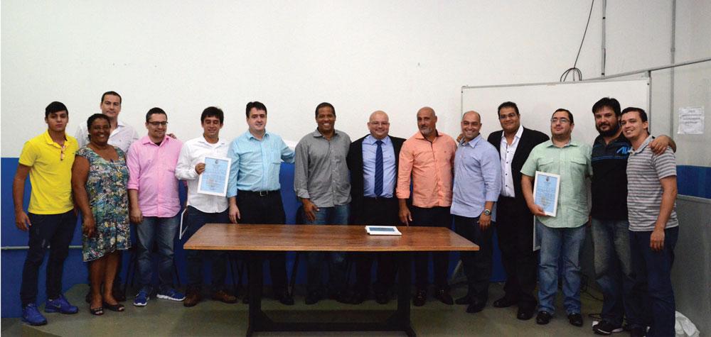 Profissionais do HGNI recebem homenagem da Câmara de Vereadores de Nova Iguaçu