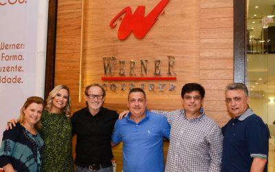 Novo parceiro Werner Coiffeur