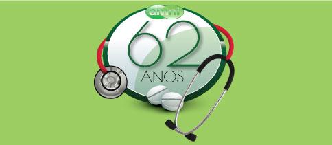 20 de Outubro é nossa Festa de Aniversário e dia do Médico
